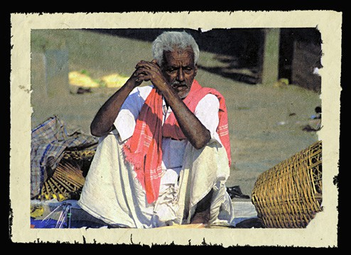 The Tailor, Kathmandu, Nepal, 2000.