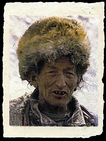 Chuldum, Rongbuk Basecamp (Everest), Tibet, 2001.