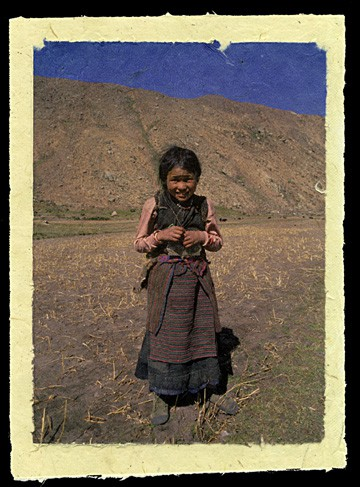 Chiring, Yueba, Tibet, 2000.