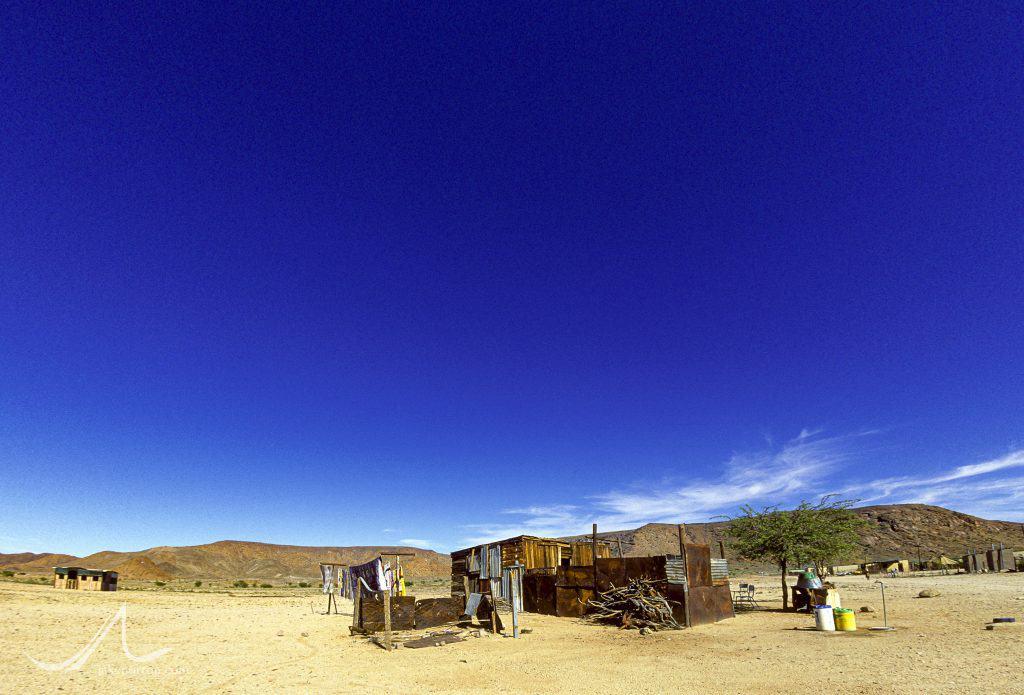 The harsh environs of Riemvasmaak, South Africa.
